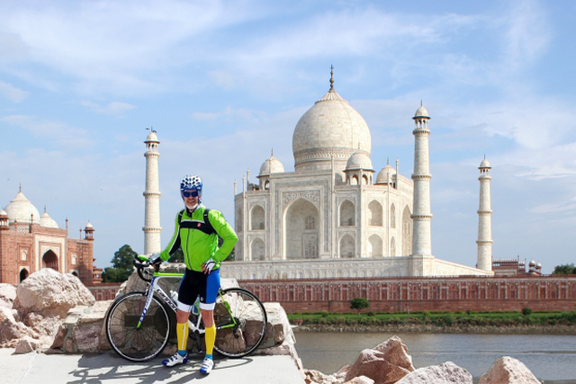 Agra Cycle Tour