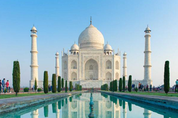 Taj Mahal Luxury tour