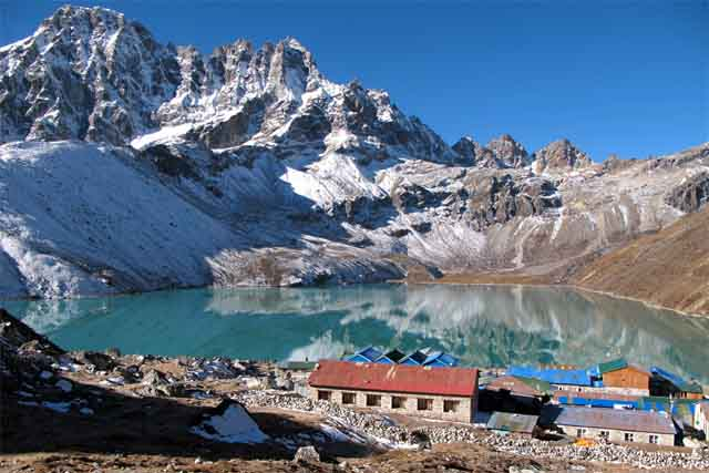 Golden Triangle Tour with Nepal