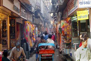Agra Old Walk